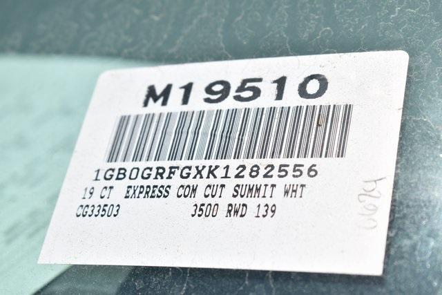 2019 Express 3500 4x2, Knapheide KUV Plumber #M19510 - photo 3