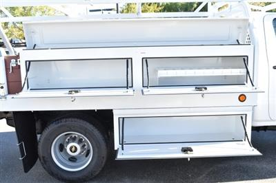 2019 Silverado 3500 Regular Cab DRW 4x2,  Royal Contractor Body #M19524 - photo 9