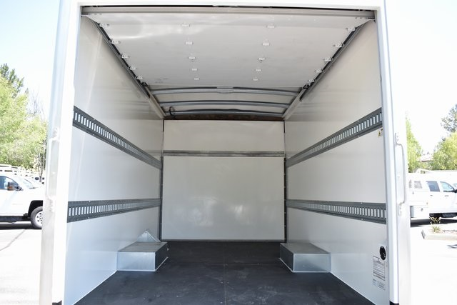 2019 Express 3500 4x2,  Supreme Spartan Cargo Straight Box #M19533 - photo 11