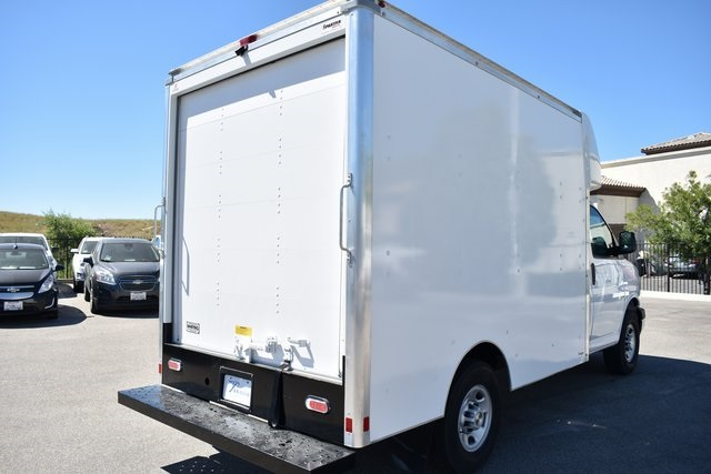 2019 Express 3500 4x2,  Supreme Spartan Cargo Straight Box #M19542 - photo 2
