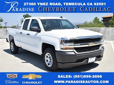 2019 Silverado 1500 Double Cab 4x2,  Pickup #M19554 - photo 1