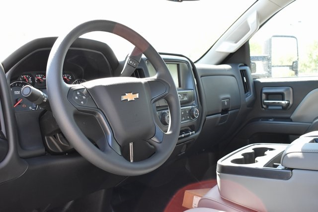 2019 Silverado Medium Duty Regular Cab DRW 4x2,  Cab Chassis #M19563 - photo 14
