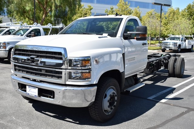 2019 Silverado Medium Duty Regular Cab DRW 4x2,  Cab Chassis #M19563 - photo 6