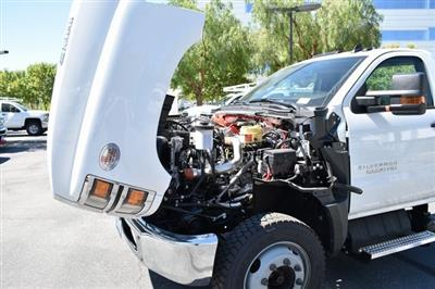 2019 Silverado Medium Duty Regular Cab DRW 4x2,  Cab Chassis #M19563 - photo 18