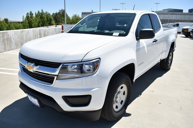 2019 Colorado Extended Cab 4x2,  Pickup #M19570 - photo 6