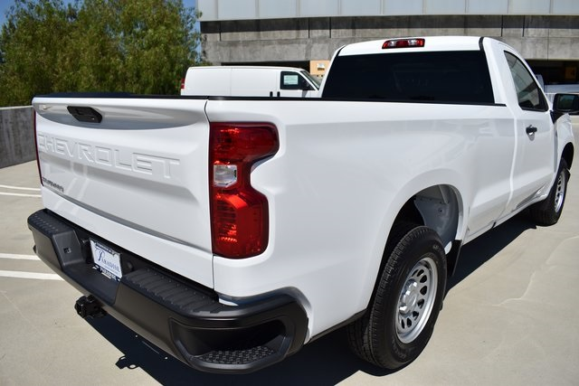 2019 Silverado 1500 Regular Cab 4x2,  Pickup #M19575 - photo 2