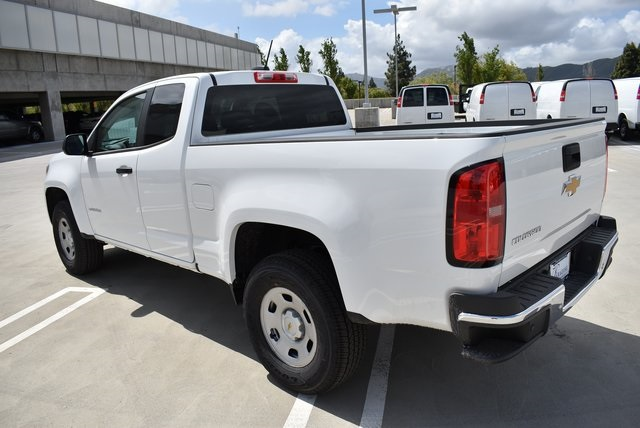 2019 Colorado Extended Cab 4x2,  Pickup #M19580 - photo 8