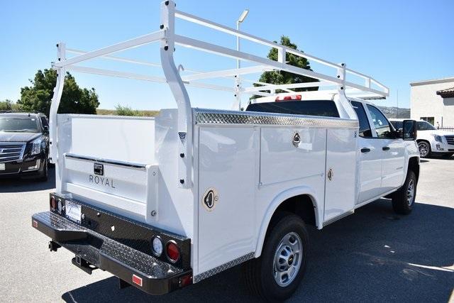 2019 Silverado 2500 Double Cab 4x2,  Royal Utility #M19586 - photo 1