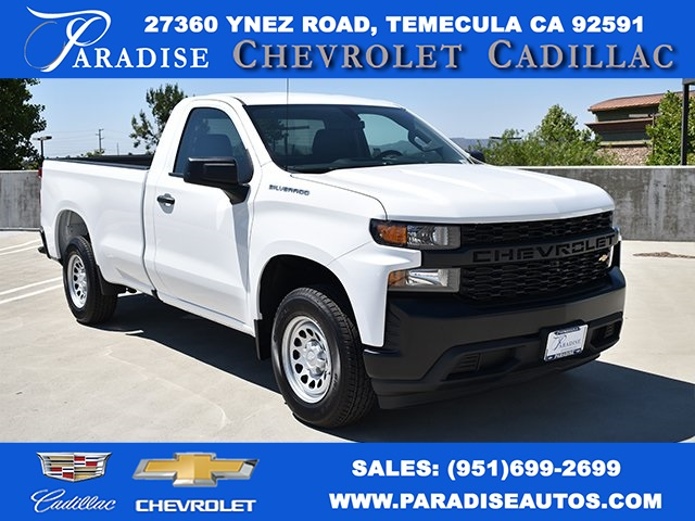 2019 Silverado 1500 Regular Cab 4x2,  Pickup #M19589 - photo 1