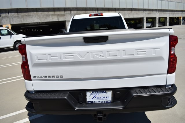 2019 Silverado 1500 Regular Cab 4x2,  Pickup #M19589 - photo 8