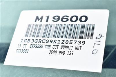 2019 Express 3500 4x2, Knapheide KUV Plumber #M19600 - photo 4