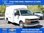 2019 Chevrolet Express 3500 4x2, Knapheide KUV Plumber #M19601 - photo 1