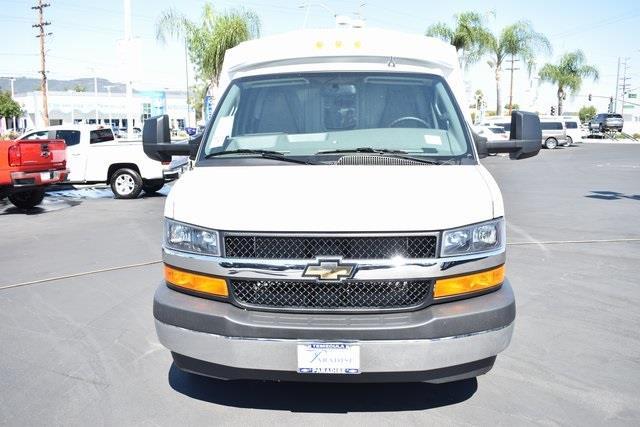 2019 Chevrolet Express 3500 4x2, Knapheide KUV Plumber #M19602 - photo 5
