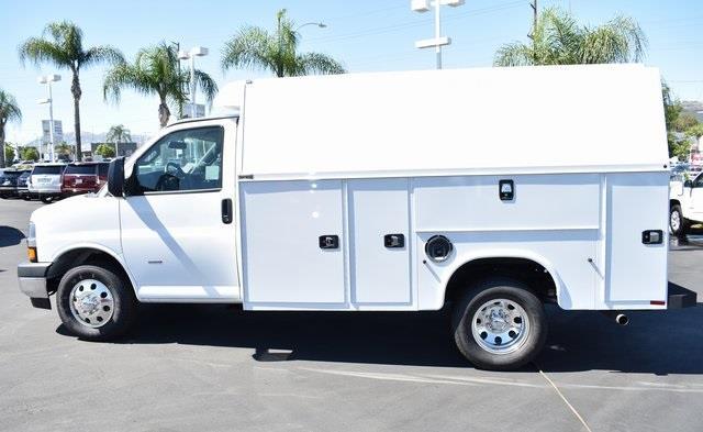 2019 Chevrolet Express 3500 4x2, Knapheide KUV Plumber #M19602 - photo 6