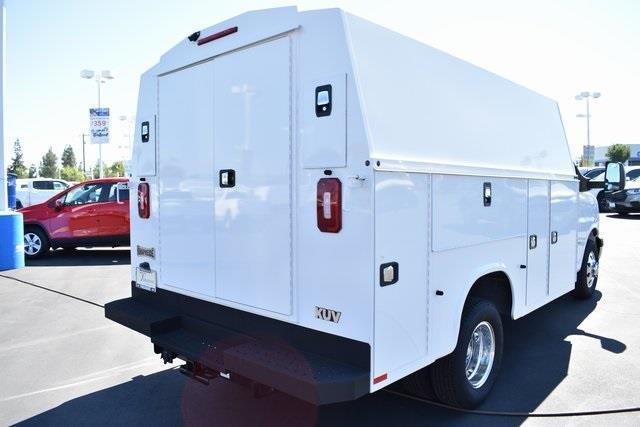2019 Chevrolet Express 3500 4x2, Knapheide KUV Plumber #M19602 - photo 9