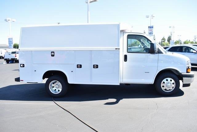 2019 Chevrolet Express 3500 4x2, Knapheide KUV Plumber #M19602 - photo 2