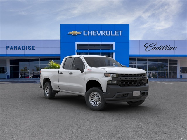 2019 Silverado 1500 Double Cab 4x4,  Pickup #M19605 - photo 1