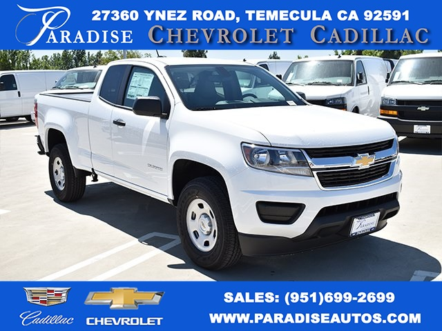 2019 Colorado Extended Cab 4x2,  Pickup #M19607 - photo 1