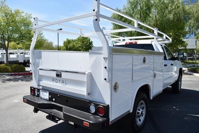 2019 Silverado 2500 Double Cab 4x2,  Royal Utility #M19626 - photo 1