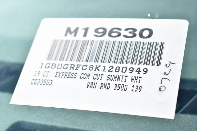 2019 Express 3500 4x2,  Knapheide KUV Plumber #M19630 - photo 3