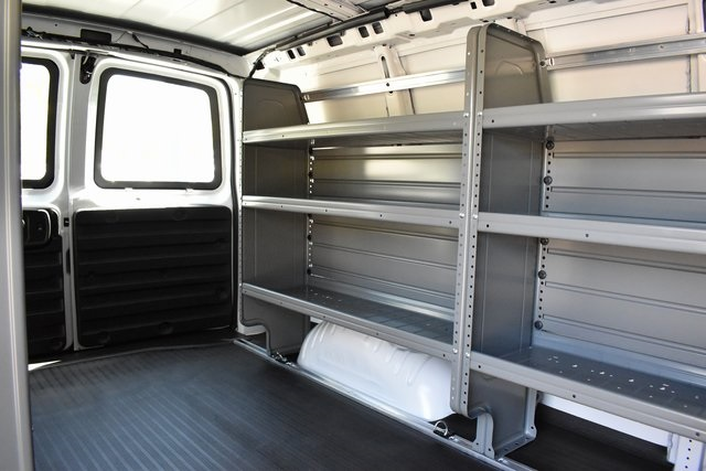 2019 Express 2500 4x2,  Adrian Steel Commercial Shelving Upfitted Cargo Van #M19637 - photo 15