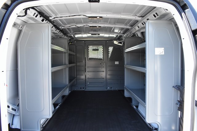 2019 Express 2500 4x2,  Adrian Steel Commercial Shelving Upfitted Cargo Van #M19637 - photo 2