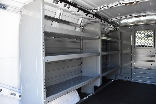 2019 Express 2500 4x2,  Adrian Steel Commercial Shelving Upfitted Cargo Van #M19637 - photo 16