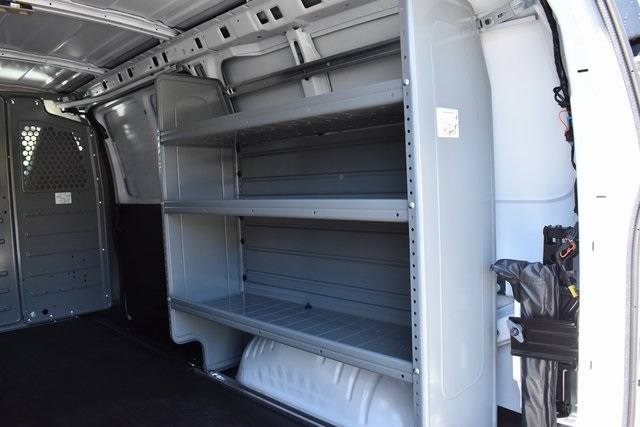 2019 Express 2500 4x2,  Adrian Steel Commercial Shelving Upfitted Cargo Van #M19637 - photo 17