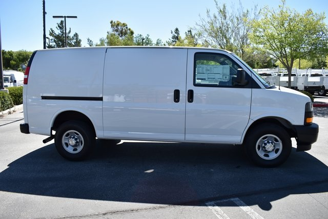 2019 Express 2500 4x2,  Adrian Steel Commercial Shelving Upfitted Cargo Van #M19637 - photo 10