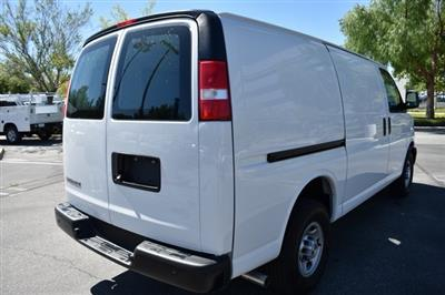 2019 Express 2500 4x2,  Adrian Steel Commercial Shelving Upfitted Cargo Van #M19637 - photo 9