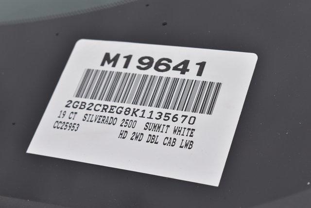 2019 Silverado 2500 Double Cab 4x2,  Harbor Utility #M19641 - photo 4