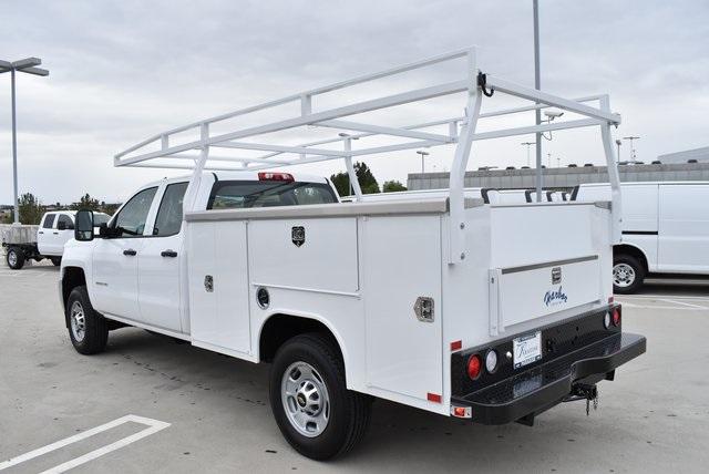 2019 Silverado 2500 Double Cab 4x2,  Harbor Utility #M19641 - photo 8