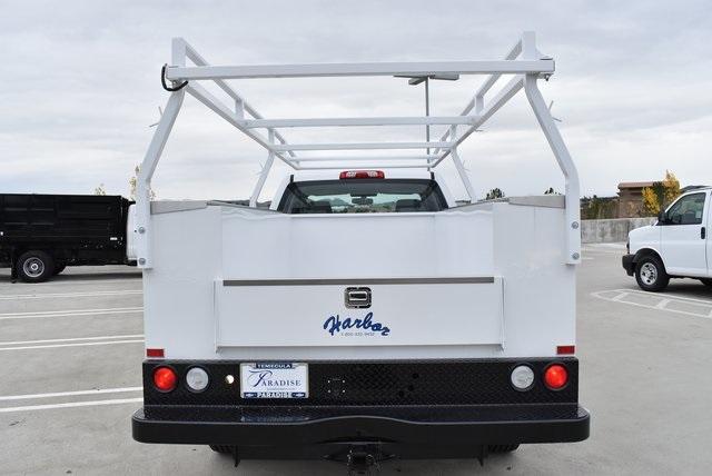 2019 Silverado 2500 Double Cab 4x2,  Harbor TradeMaster Utility #M19641 - photo 9