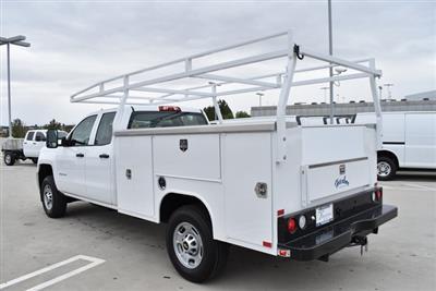 2019 Silverado 2500 Double Cab 4x2,  Harbor TradeMaster Utility #M19641 - photo 8