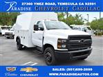 2019 Silverado Medium Duty DRW 4x2,  Knapheide Utility #M19646 - photo 1