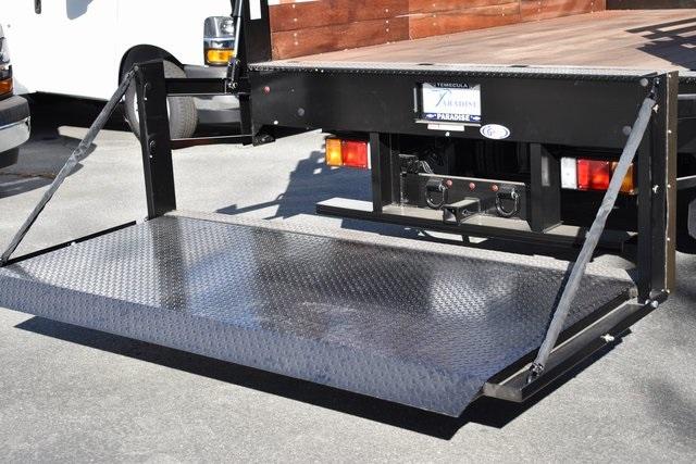 2019 LCF 4500 Regular Cab 4x2, Martin Flat/Stake Bed #M19647 - photo 12
