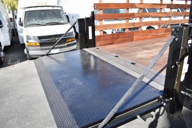 2019 LCF 4500 Regular Cab 4x2, Martin Flat/Stake Bed #M19647 - photo 13