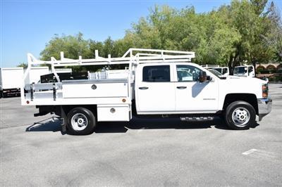 2019 Silverado 3500 Crew Cab DRW 4x2,  Royal Contractor Body #M19658 - photo 10