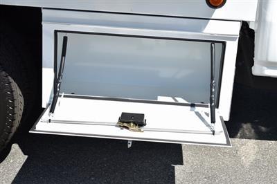 2019 Silverado 3500 Crew Cab DRW 4x2,  Royal Contractor Body #M19658 - photo 12