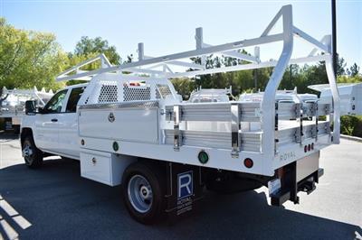2019 Silverado 3500 Crew Cab DRW 4x2,  Royal Contractor Body #M19658 - photo 8