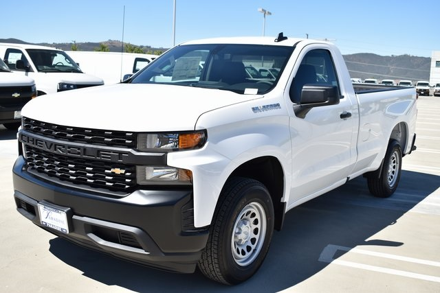 2019 Silverado 1500 Regular Cab 4x2,  Pickup #M19662 - photo 5