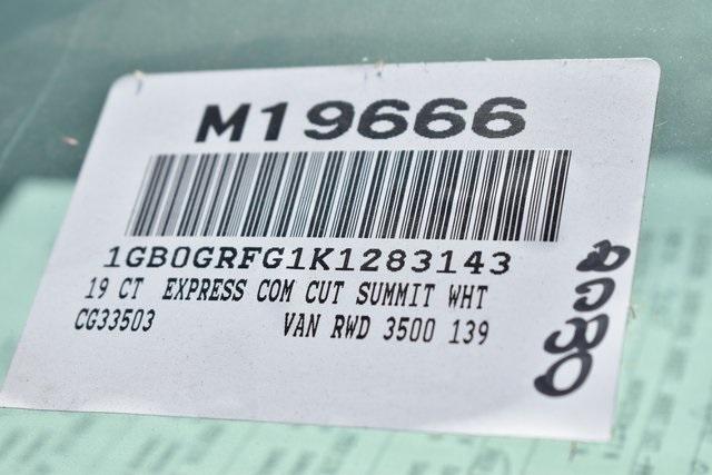 2019 Chevrolet Express 3500 4x2, Knapheide KUV Plumber #M19666 - photo 4