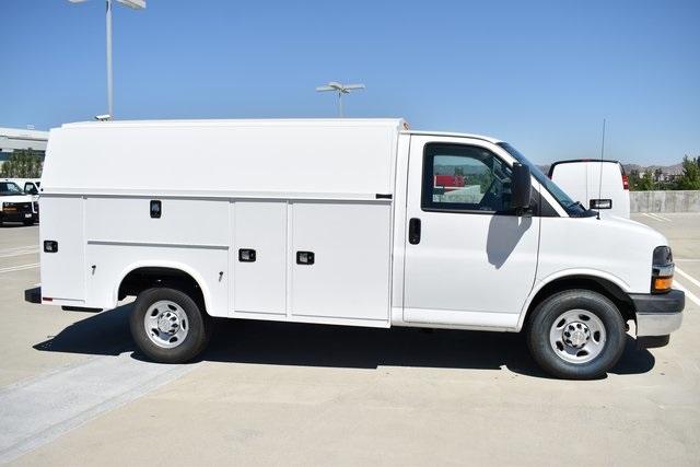 2019 Chevrolet Express 3500 4x2, Knapheide KUV Plumber #M19666 - photo 3