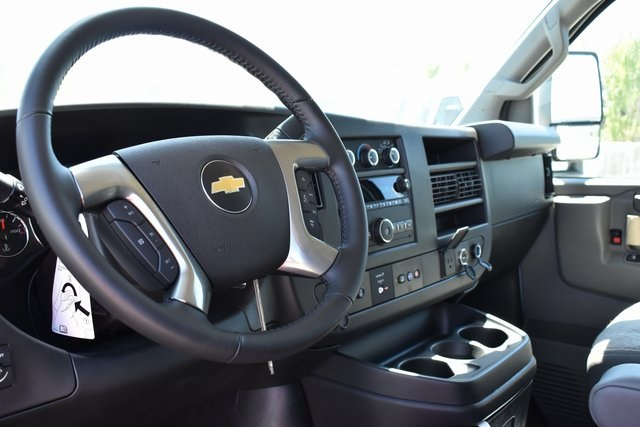 2019 Chevrolet Express 3500 4x2, Knapheide KUV Plumber #M19667 - photo 17