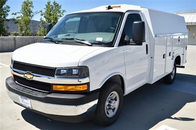 2019 Chevrolet Express 3500 4x2, Knapheide KUV Plumber #M19667 - photo 6