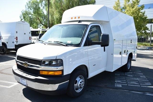 2019 Chevrolet Express 3500 4x2, Knapheide KUV Plumber #M19670 - photo 5
