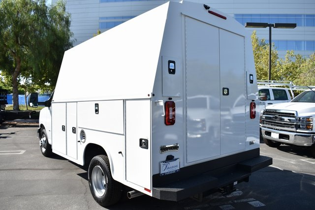 2019 Chevrolet Express 3500 4x2, Knapheide KUV Plumber #M19671 - photo 6