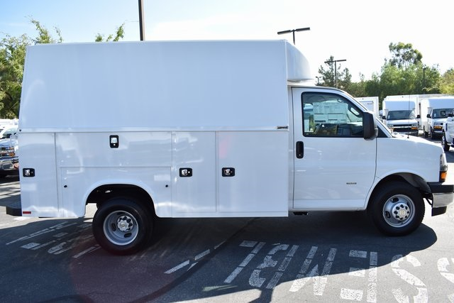 2019 Chevrolet Express 3500 4x2, Knapheide KUV Plumber #M19671 - photo 3