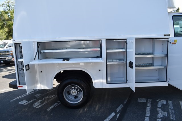 2019 Chevrolet Express 3500 4x2, Knapheide KUV Plumber #M19671 - photo 8