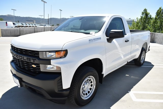 2019 Silverado 1500 Regular Cab 4x2,  Pickup #M19685 - photo 5